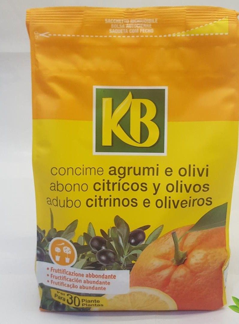 Concime agrumi e olivi