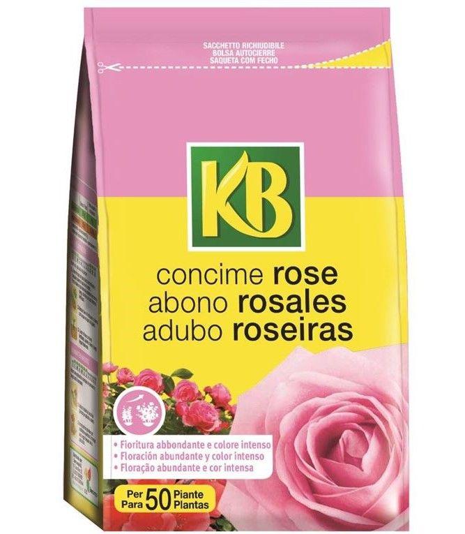 Concime rose KB